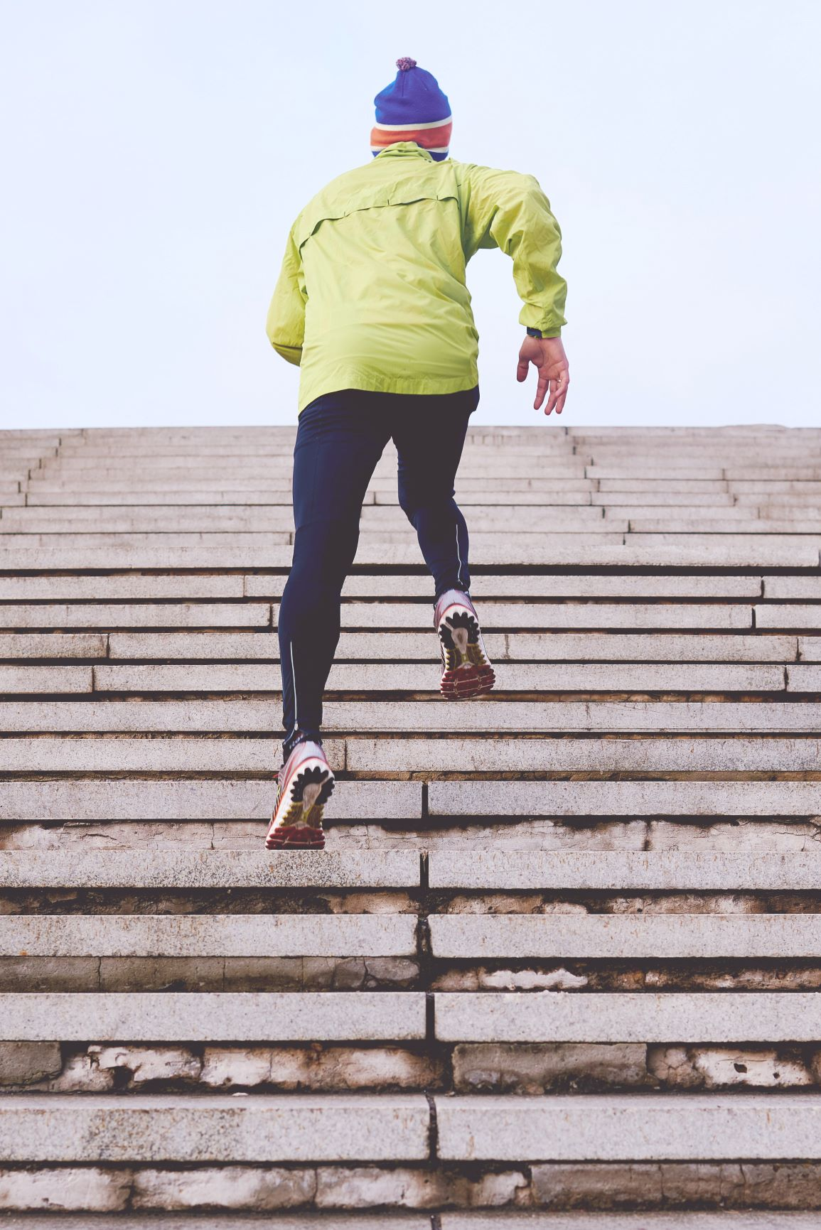 How to become a fitter athlete