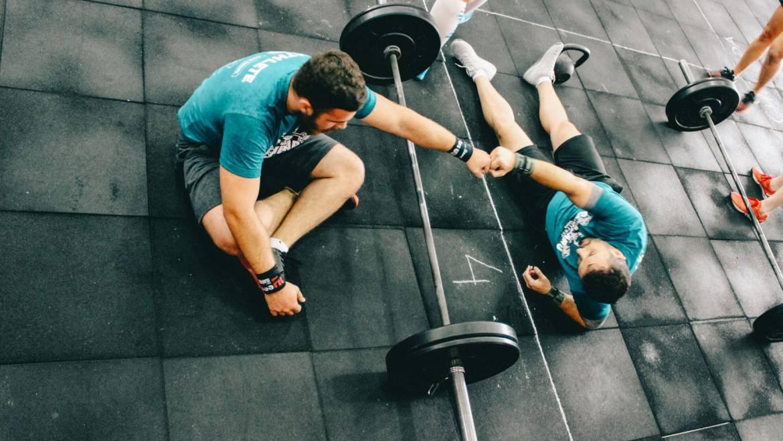 Group training for athletes