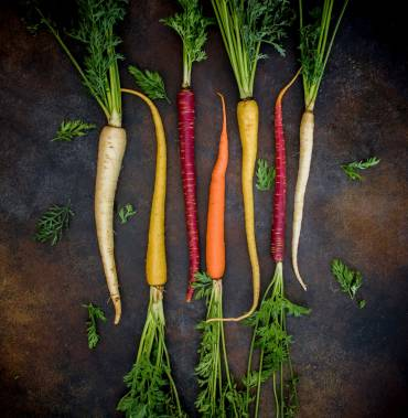 How to eat more vegetables